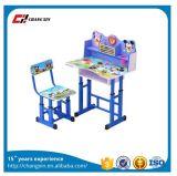 아이 연구 결과 테이블 고정되는 조정가능한 고도 아이들 책상 및 의자