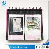 Album Polaroid della maschera della foto della pellicola di Fujifilm Instax di stile del calendario di scrittorio delle 68 caselle mini