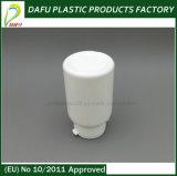 recipiente di plastica farmaceutico del PE della capsula bianca 150ml