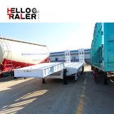 Hydraulische Rampe 80 Tonnen niedrige Bett-LKW-halb Schlussteil-für Verkauf