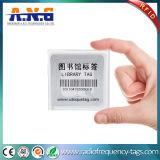 強い付着力の接着剤が付いているプログラム可能なNFC RFIDのペーパー札