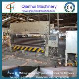 Presse chaude de placage en bambou et machine chaude de presse de presse de contre-plaqué chaud de machine