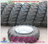 Bewässerung-Gelenk-Reifen eingestellt unter Reichweite-Bescheinigungen