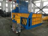 폐기물 철 강철 짐짝으로 만들 압박 기계
