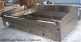 Friteuse en acier inoxydable OEM d'équipement de restauration