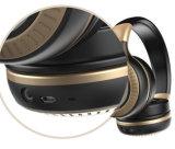Buen sonido 3D sobre el receptor de cabeza sin hilos de los auriculares de Bluetooth del oído