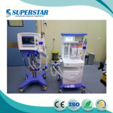 Banheira de venda de equipamento médico de inalação do departamento de emergência a anestesia Amchine S6100d