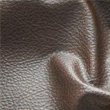 Da imitação couro retro do plutônio Semi para o sofá, mobília (778#)