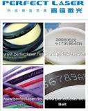 Codice/stampante di getto di inchiostro portatile tenuta in mano indicatore di carta