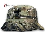 Woodland Camouflage Army Camo Bucket Fisherman Chapeaux