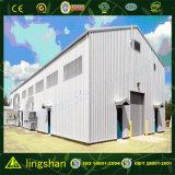 Diseño de Construcción de metal de bajo coste de las estructuras de acero prefabricados