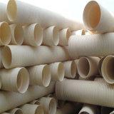 ASTM D1785 Sch40 PVC-U tubos de água potável para tubos de água potável fria