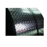 Folha de alumínio Xadrez diamante para piso antiderrapante