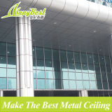 20 Años de Garantía interior y exterior de aluminio material de muro cortina con SGS