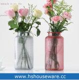 ホーム装飾の結婚式またはギフトカラーガラスのつぼのため