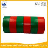 Резиновый клей с покрытием предупреждение лента для соединения на массу на заводе