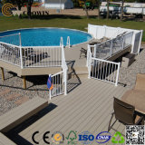 Installation facile d'anti-UV House Boat Decking