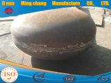 탄소 강철 Q345r 대안 ASTM A516에 의하여 접시에 담기는 헤드