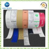 La meilleure étiquette du fabriquant de papier bon marché de roulis (JP-HT057)