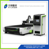 800W Fibras Metálicas CNC Máquina de gravura de corte a laser 3015
