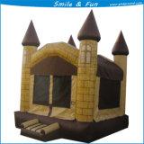 Castillo de salto animoso inflable al aire libre del OEM para el patio de los cabritos