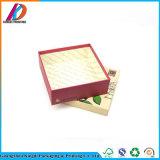 Крышки и нижней части роскошный стиль картона в подарочной упаковке .