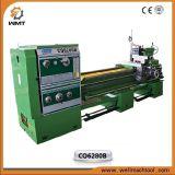 Cq6280 de Horizontale Op zwaar werk berekende Machine van de Draaibank voor Om metaal te snijden