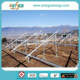 Solar Power Plant Project를 위한 최신 Dipped Galvanized Steel Solar Mounting System 것과 같이 GS01
