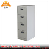Utilização em escritório jurídico e armazenamento de arquivos com tamanho carta 4 Gavetas Fichário de Metal