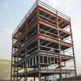 Costruzione chiara galvanizzata della struttura d'acciaio del TUFFO caldo