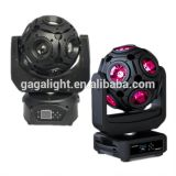 Neue Ankunft DMX512 LED DJ 12X12W RGBW 4in1 DJ beleuchten für Nachtclub