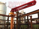 高層ビルの構築の自己上昇の具体的な分布棒