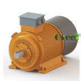 25kw 400tr/min, 3 générateur de phase magnétique AC générateur magnétique permanent, le vent de l'eau à utiliser avec un régime faible