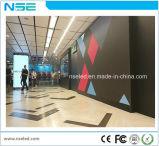 Centre commercial rapide polychrome d'Installtion de service avant fixé au mur d'Indor P4.81 annonçant l'Afficheur LED