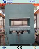 Prensa de vulcanización del neumático sólido, neumático sólido que cura la prensa