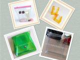 Caixa de cosméticos de alumínio de algodão de PVC (YJ-A026)