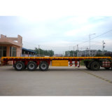 3 Axles 40FT Transport Container Cimc Trailer