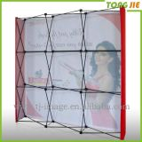 Cmyk Digital Color Printing Backdrop Affichage Magnetic Pop Up Display