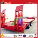 Phillaya faite de 1 à 2 essieux Lowbed 20-40 tonnes camion semi-remorque