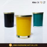 Tarro de cristal del Stash para el tarro de cristal del almacenaje del envase de cristal del alimento