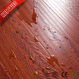 Chêne en bois de plancher stratifié par vente d'usine 12mm
