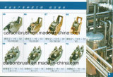 Fabricant professionnel Aluminium et Holder Copper Brush (AB-86)