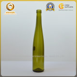 375ml de transparante en Antieke Groene Flessen van Rijn van de Wijn van de Fles van het Glas (1020)
