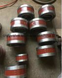 Valvola di ritenuta doppia della cialda del piatto dell'acciaio inossidabile