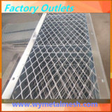 Placa de metal expandida para o engranzamento de fio arquitectónico da decoração