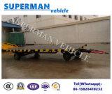 rimorchio industriale della barra di traino di trasporto di carico della base di 5t 6m