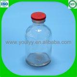Glas geformte Flaschen für Flüssigkeit