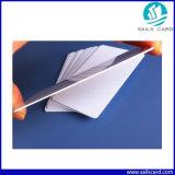 Cartões de identificação médicos plásticos duráveis com impressora a jato de tinta
