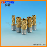 Пустотелое сверло HSS (хвостовик) weldon (DNHX)