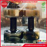 2.2L de Fles van het Water van de Domoor van de Geschiktheid van de fabrikant met GLB (BR-6010)